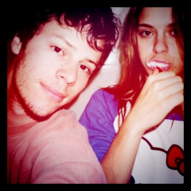 Carol e Tiago (A.K.A um dos homens mais charmosos do mundo)