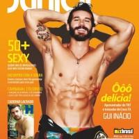 Gui Inácio é a capa da Junior de fevereiro